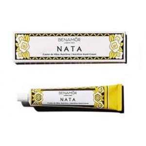 Crème Pour Les Mains à la Nata
