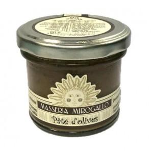 Crème d'olives
