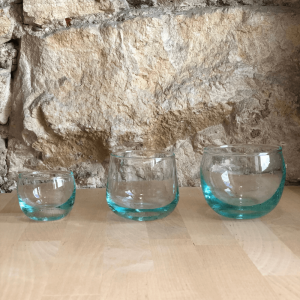 Calebasse glass