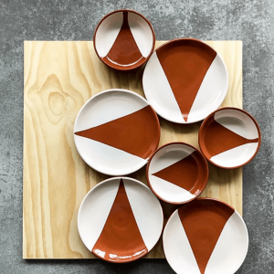 Triangle Dish