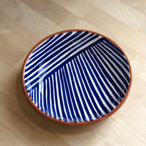 Criss-Cross Bowl
