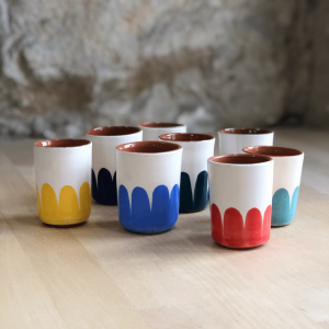 Arch coffee cup