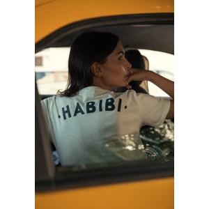 T-shirt Habibi Blanc
