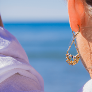 Pearl Figuières Earrings -...