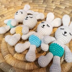 Little Rabbit in crochet
