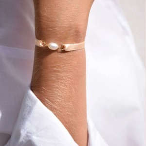 Satin Ribbon Bracelet