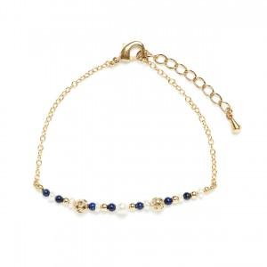 Bracelet Côte Bleue, Or,...
