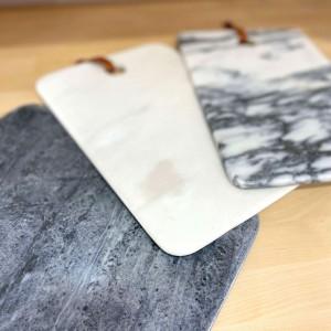 Planche en marbre 20*30cm