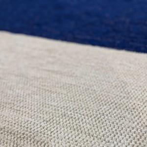 Tapis Couleur Block bleu