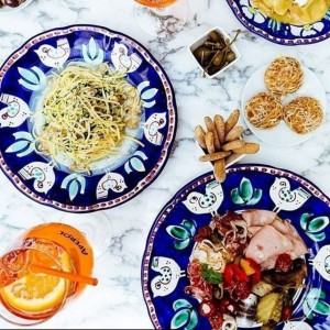 Grande Assiette Amalfi