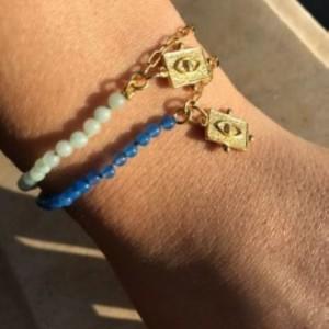 Bracelet Mini Eye Tag