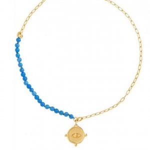 Bracelet Mini Eye Médaillon