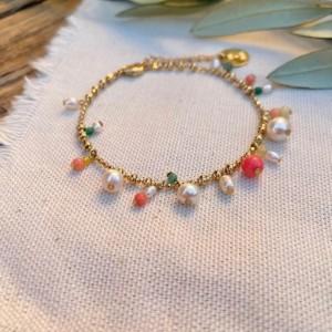 Bracelet coloré Les Jours...